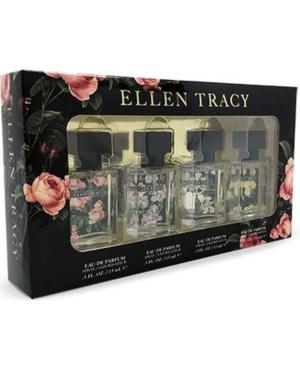 Women's Floral 4 Piece Coffret Gift Set