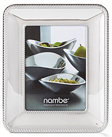 "Nambe Braid 5"" x 7"" Frame"