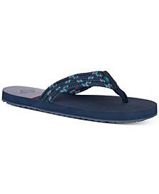 Women's Wharf Thong Flip Flop Sandals