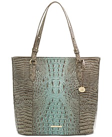 Abigail Leather Tote
