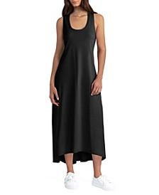 Women's Back Detail Sleeveless Dress