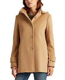 Hooded Walker Coat, Created for Macy's