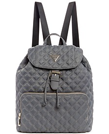 Jaxi Large Quilted Backpack