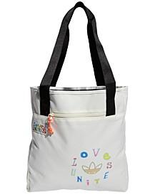 adidas Unisex Originals Love Unites Tote Bag