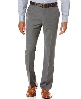 mens modern dress pants - Pi Pants