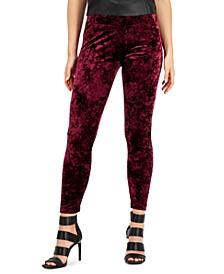Velvet Leggings, Created for Macy's