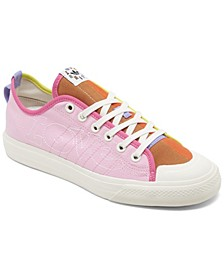 Women's Nizza Pride Casual Sneakers from Finish Line (Unisex Sizing)