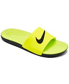 Big Boys Kawa Slide Sandals from Finish Line