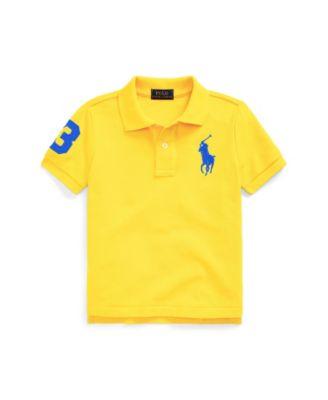 폴로 랄프로렌 남아용 폴로셔츠 Polo Ralph Lauren Toddler Boys Classic Fit Mesh Polo Shirt