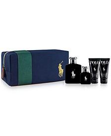 Men's 5-Pc. Polo Black Eau de Toilette Gift Set