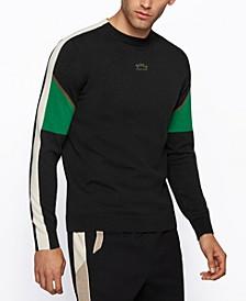 BOSS Men's Color-Block Sweater