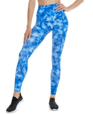 Women's Printed Double-Pocket 7/8-Sneaker-Length Leggings