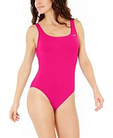 Essential U-Back One-Piece Swimsuit