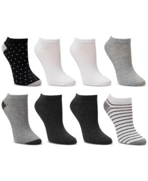 8-Pk. Low-Cut Socks