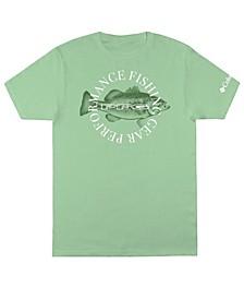 Men's Performance Fishing Gear League Short Sleeve T-shirt