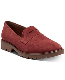 Women's Tomber Lug Sole Loafers