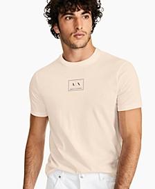 Men's Box Logo Graphic T-Shirt, Created for Macy's