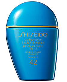 Shiseido UV Protective Liquid Foundation SPF 42, 1 fl. oz.