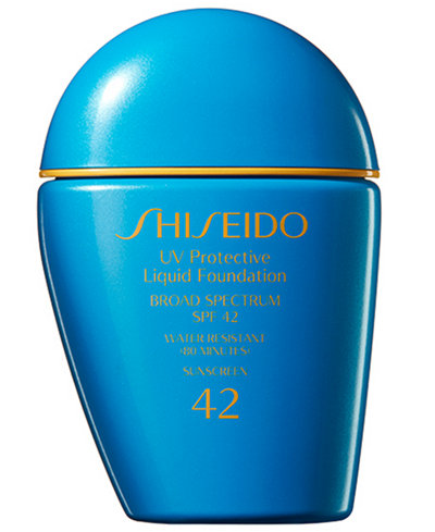 Shiseido UV Protective Liquid Foundation SPF 42, 1 fl. oz.