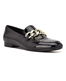 Women's Chain Slip-On Loafers