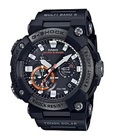 Men's Master Black Carbon Composite Bracelet Watch, 53.3mm
