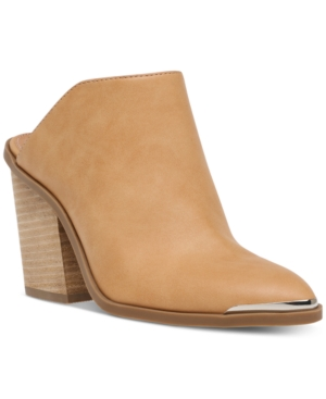 Nautry Block-Heel Mules Women's Shoes