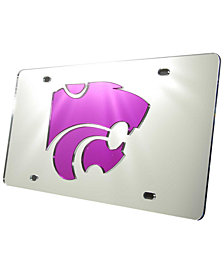 Stockdale Kansas State Wildcats License Plate