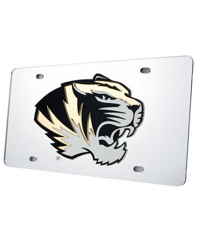 Stockdale Missouri Tigers License Plate