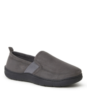 Men's Henry Microsuede Closed Back Slippers Men's Shoes