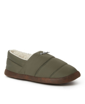 Men's Cedar Nylon Sleeping Bag Closed Back Slippers Men's Shoes