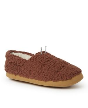 Men's Cedar Teddy Sleeping Bag Closed Back Slippers Men's Shoes