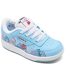 Toddler Girls Club C Peppa Pig 2.0 Casual Sneakers from Finish Line