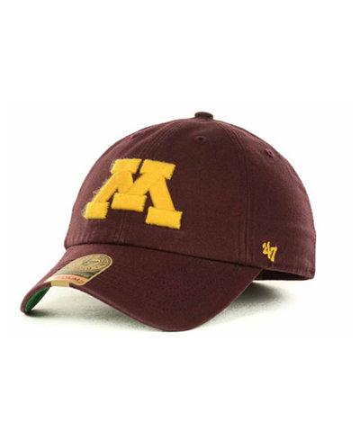 '47 Brand Minnesota Golden Gophers Franchise Cap