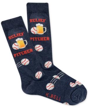 Men's Relief Pitcher Socks
