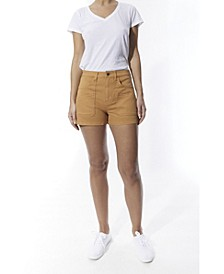 High-Rise Carpenter Shorts