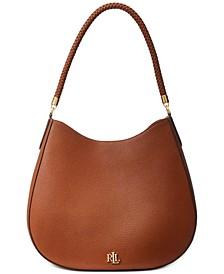 Charli Leather Shoulder Bag