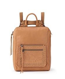 Loyola Leather Backpack