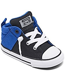 Toddler Boys Chuck Taylor All Star Axel Mid Casual Sneakers from Finish Line