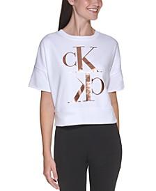 Foiled Iconic Logo T-Shirt