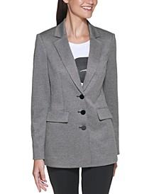 Mini-Houndstooth Jacket