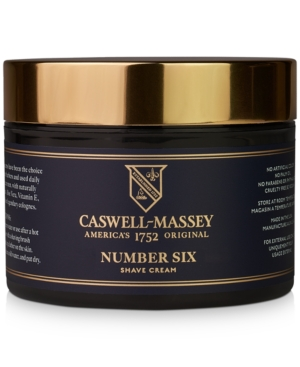 Heritage Number Six Shave Cream