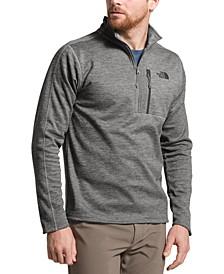 Men's Canyonlands Standard-Fit 1/2-Zip Fleece Sweatshirt