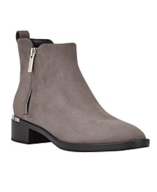 Women's Deniece Block Heel Booties
