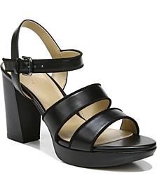 Kamela Ankle Strap Sandals
