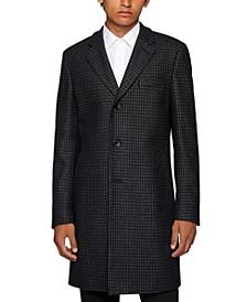 BOSS Men's Slim-Fit Coat