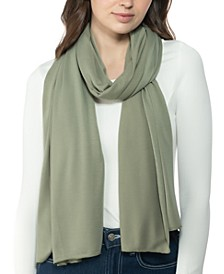 On Repeat Jersey Wrap Scarf, Created for Macy's