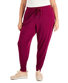 Plus Size Jogging Pants, Created for Macy's