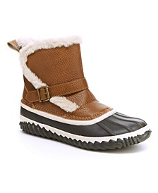 Women's Grizzly Water Resistant Duck Boot