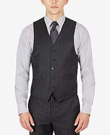 Men's Wool Flannel Classic-Fit Suit Vest