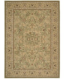 """Home Lumiere Royal Countryside Sage 7'9"""" x 10'10"""" Area Rug,"""